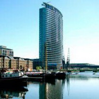 отель marriott west india quay